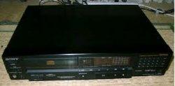 CD SONY CDP-222ES