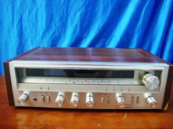 AMPLI PIONEER STEREO RECEIVER SX3600