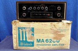 AMPLI MCINTOSH MA 6200