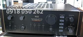 Ampli Sansui D607x Decade