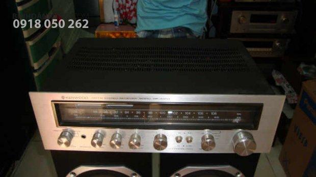 AMPLI KENWOOD STEREO KR4070