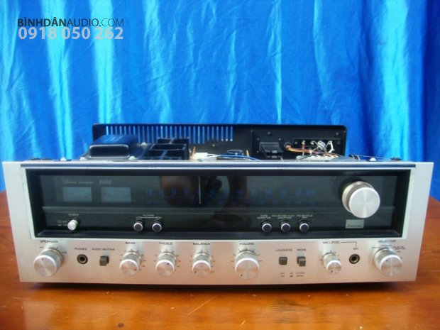 AMPLI SANSUI 6060